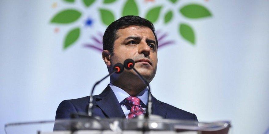 Selahattin Demirtaş Nobel Barış Ödülü'ne aday olarak önerildi