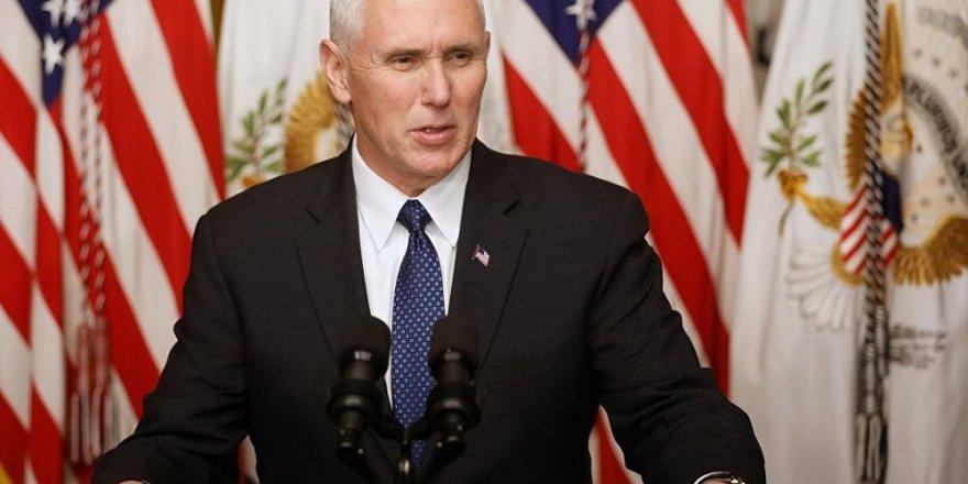 ABD Başkan Yardımcısı Pence: Venezüella için diyalog zamanı bitti, artık harekete geçme zamanı