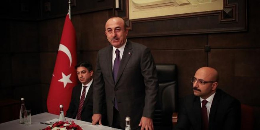 Dışişleri Bakanı Çavuşoğlu: Karadeniz'in gerginlikler denizi olmasını istemiyoruz