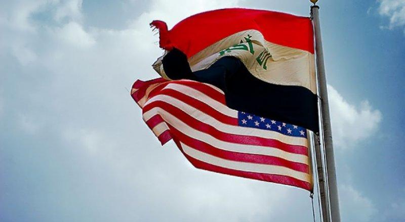 IRAK'TA DONALD TRUMP'IN ZİYARET ETTİĞİ ABD ÜSSÜNE SALDIRI GİRİŞİMİ