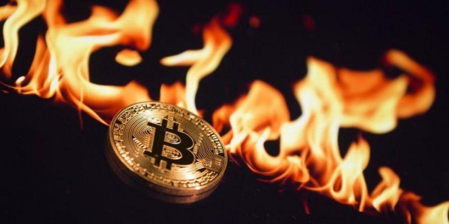 Bitcoin, yeniden düşüşe geçti; haftalık kaybı yüzde 20'yi aştı