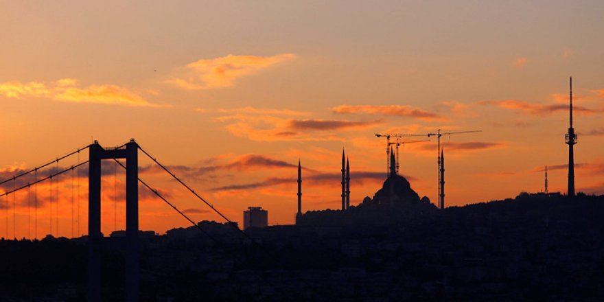 Çamlıca Camii projesindeki Hedef Yapı iflas etti