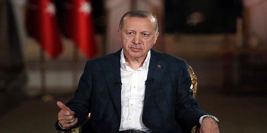 Erdoğan: Dikey mimari medeniyetimize uygun değil