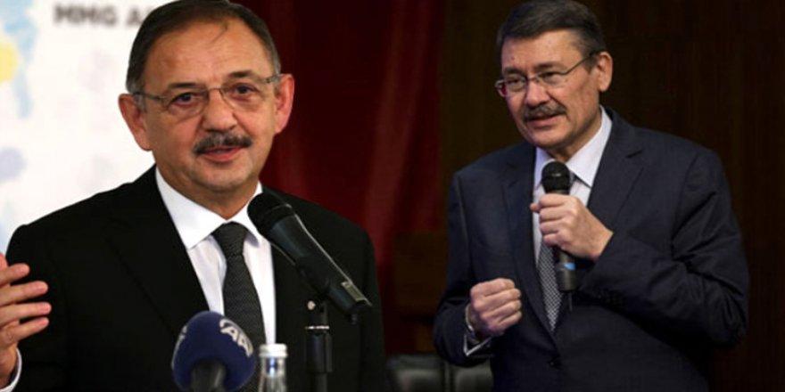 """Orhan Uğuroğlu'ndan ilginç iddia: """"Melih Gökçek ile Mehmet Özhaseki arasındaki ilişki tamamen koptu."""""""