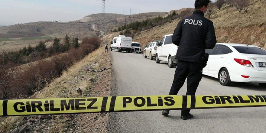 Ankara'da Esrarengiz Cinayet