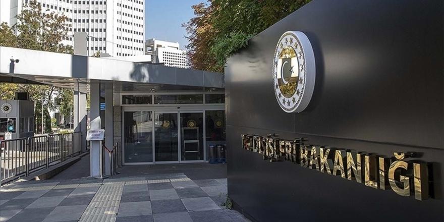 İran Büyükelçisi Bakanlığa çağrıldı