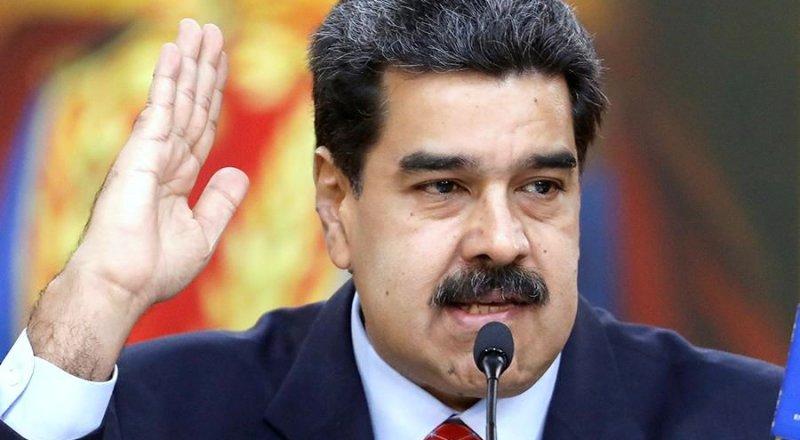 NICOLAS MADURO'DAN TRUMP VE SANCHEZ'E UYARI: IRAK'TAKİ GİBİ ELLERİNİZ KANA BULANIR, YENİ VİETNAM'I YAŞARSINIZ