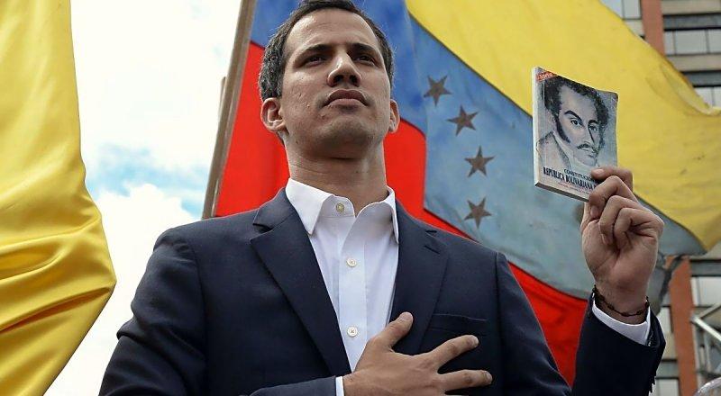 LİMA GRUBUNUN 10 ÜYESİ, VENEZUELLA ORDUSUNU JUAN GUAIDO'YA DESTEĞE ÇAĞIRDI