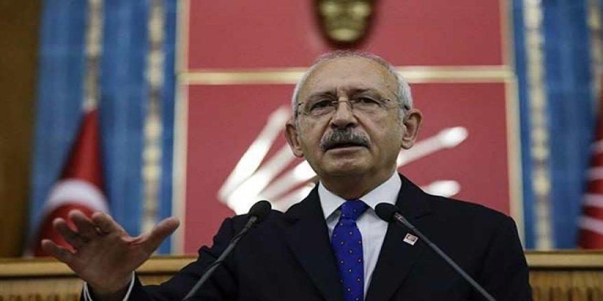 Kılıçdaroğlu: Fettah Tamince'yi kim koruyor?