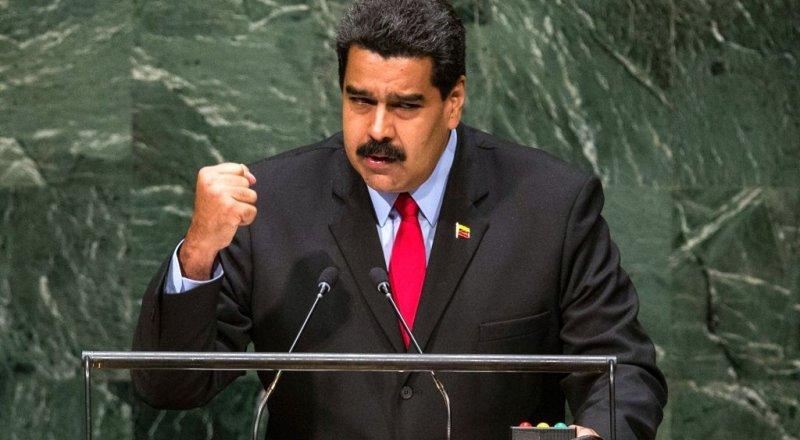 NICOLAS MADURO: ''ABD MÜDAHALESİNE ÇOK SERT TEPKİ VERİRİZ''