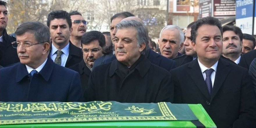 Davutoğlu'nun eski danışmanı Mahçupyan: Yeni parti arayışı var ve olmaması kaçınılmaz