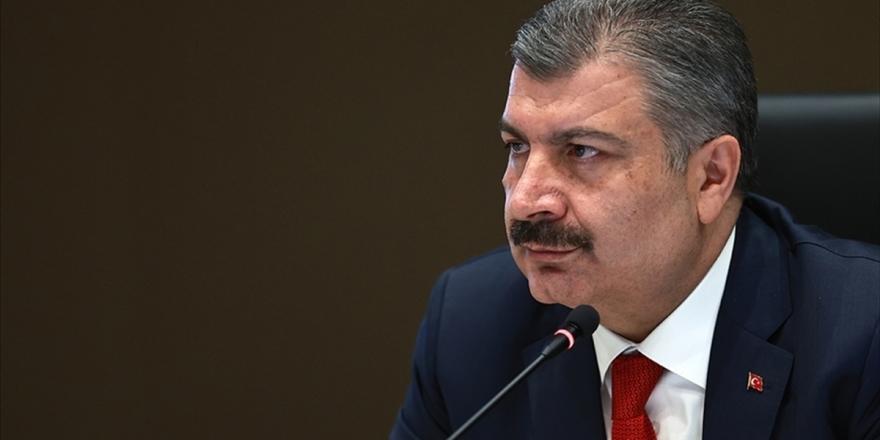 Sağlık Bakanı Koca Özür Diledi