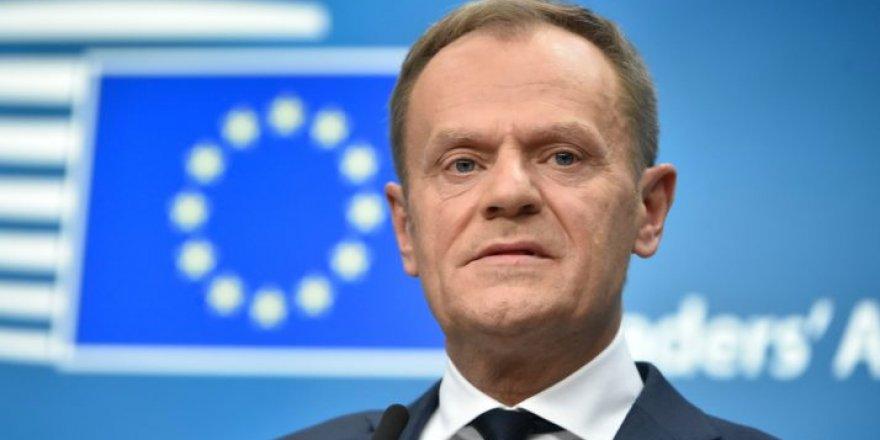 Tusk: AB Brexit için yeni teklifte bulunmayacak