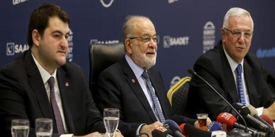 Temel Karamollaoğlu: İttifaklar siyasette her zaman istenen sonucu vermiyor