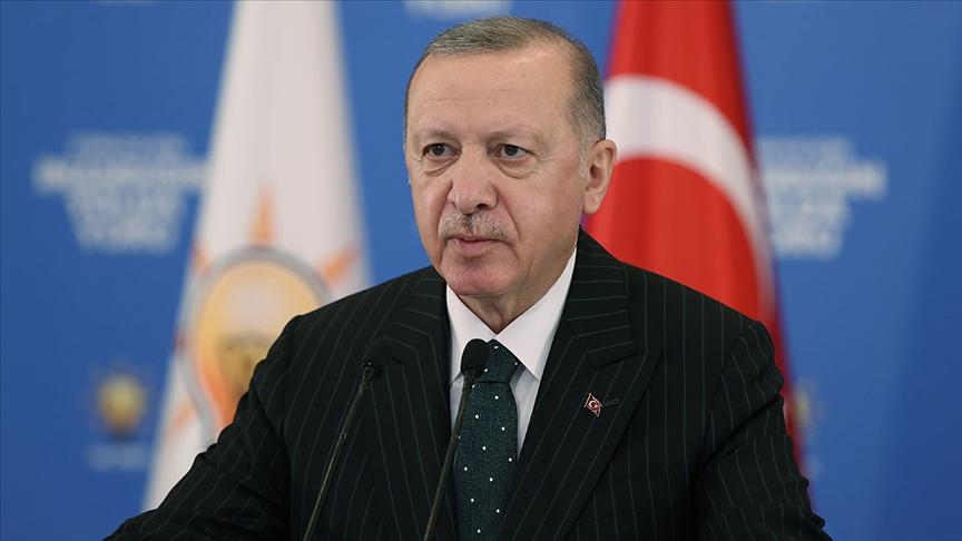 Erdoğan onu görünce 'Seviyorum seni tamam' diye seslendi
