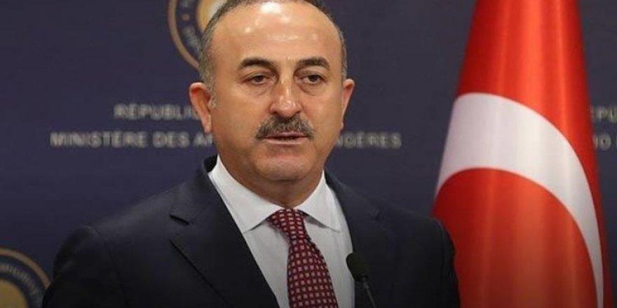 Dışişleri Bakanı Çavuşoğlu: DAEŞ'in temizlenmesi ve ABD'nin çekilme süreci koordineli olmalı