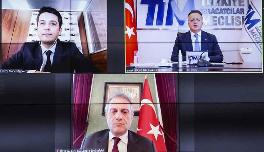 Birleşik Krallık'ta Türk müteahhitlere büyük fırsat var