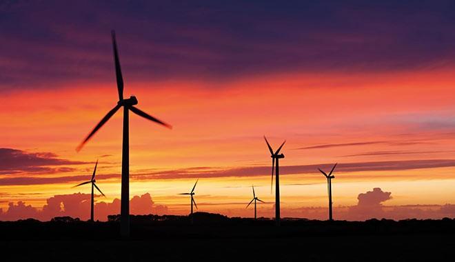 Rüzgardan elektrik üretiminde bir ilk: Yüzde 10'u geçti