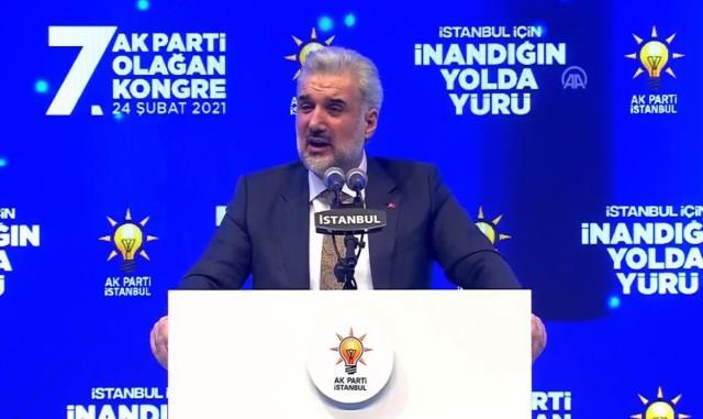 AK Parti'nin İstanbul'u teslim edeceği isim iddialı konuştu: Bizim olan İstanbul'u yeniden alacağız