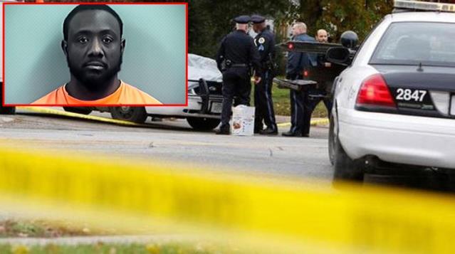 ABD'de vahşet! 3 kişiyi öldürmekle suçlanan cani, komşusunu öldürüp kalbini ailesine yedirdi