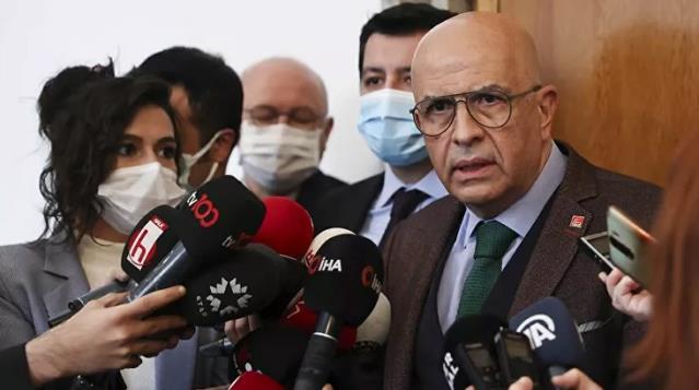 Meclis Başkanlığı'ndan AYM'ye 'Berberoğlu' yanıtı