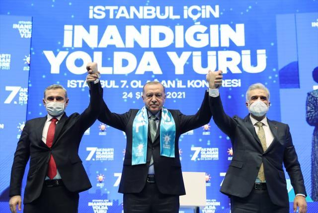 Cumhurbaşkanı Erdoğan'dan AK Parti teşkilatına İstanbul uyarısı: Küstürürseniz vay halinize