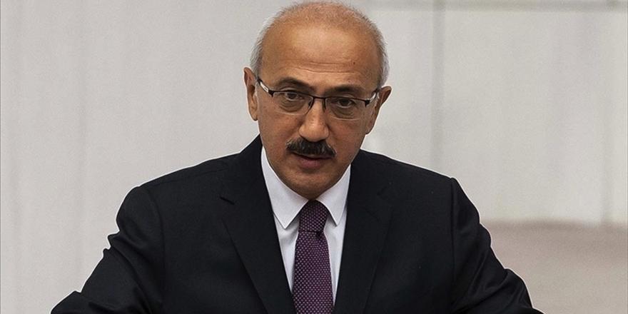Bakan Elvan: Reform Politikalarımızın Detaylarını Cumhurbaşkanı'mız Martın İkinci Haftasında Kamuoyuyla Paylaşacak