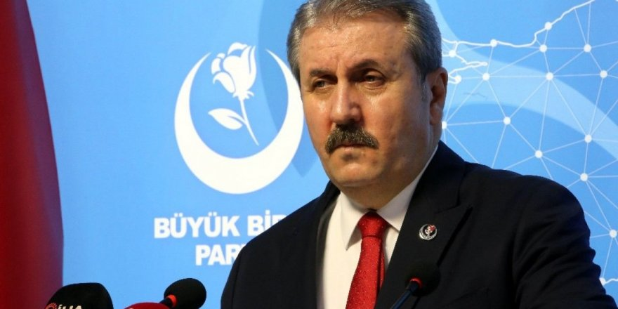 Destici, Kılıçdaroğlu ve Akşener'e teklifini ilk kez açıkladı