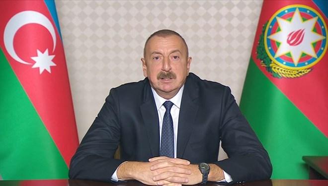 Azerbaycan Cumhurbaşkanı Aliyev'den Ermenistan'daki darbe girişimine ilişkin açıklama