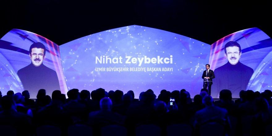 """Zeybekci'den """"10 numara İzmir"""" Projeleri"""