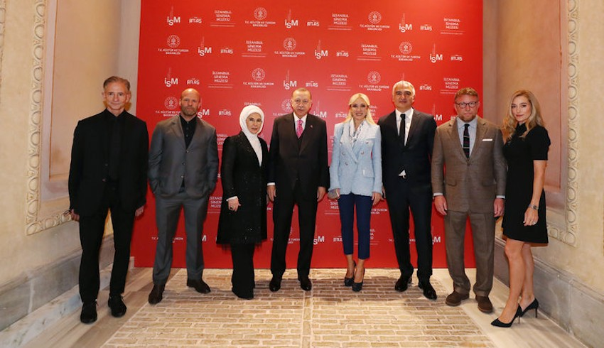 Erdoğan: Rezervasyonlarda adeta patlama yaşanıyor