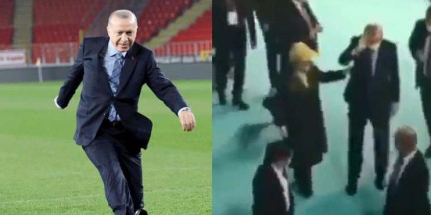 TRT spikerinden Erdoğan'ın görüntüsüne açıklama