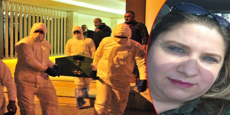Üç Çocuk Annesi Kadın Vahşice katledildi