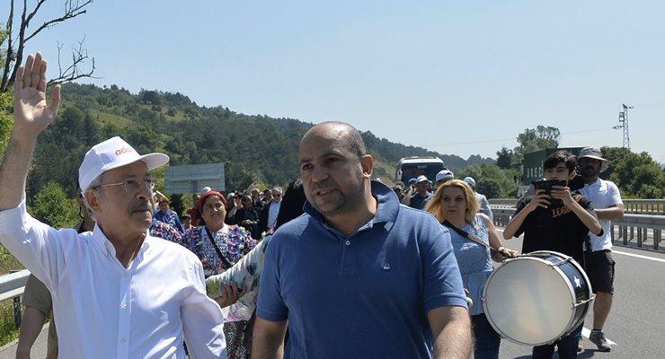 Kılıçdaroğlu ve Taşçı'nın telefonlarının dinlenmesi 'hukuksuz' bulundu