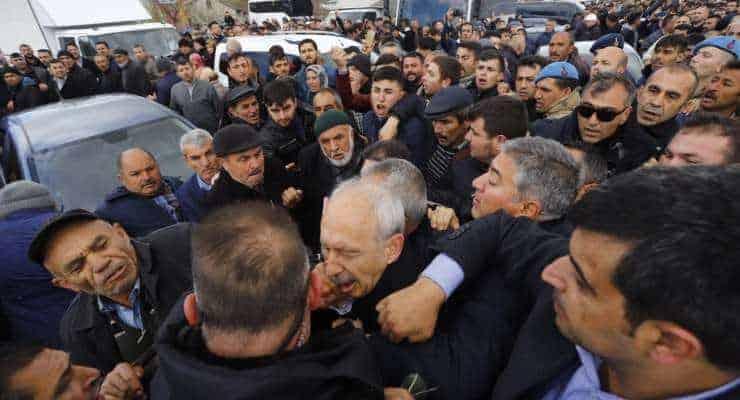 Kılıçdaroğlu'na saldırıyla ilgili 21 kişiye 33 yıl altı aya kadar hapis istemi