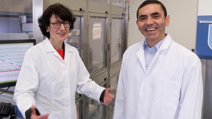 BioNTech yöneticisi Şahin: Her iki yılda bir aşı gerekebilir