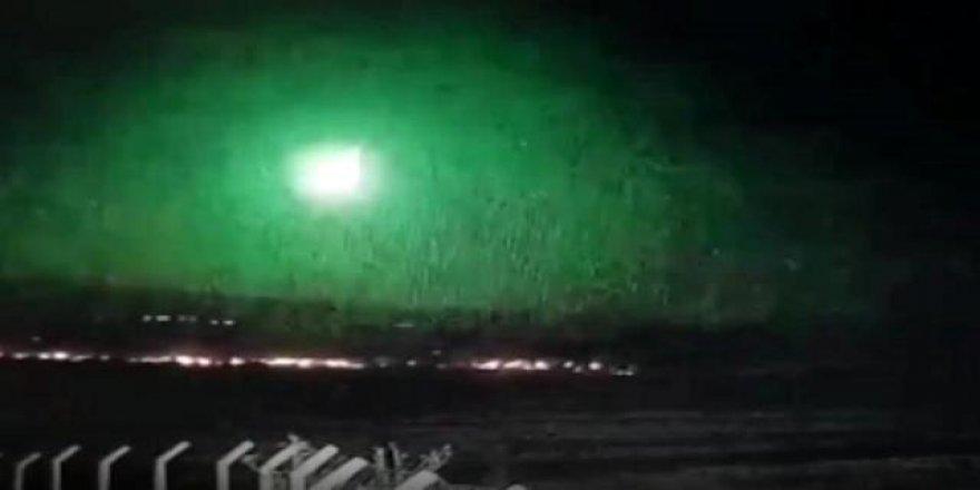 Karadeniz'de meteor paniği