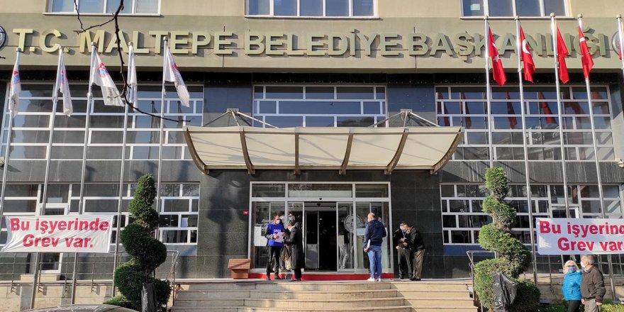 Maltepe Belediyesi'ndeki toplu iş sözleşmesi görüşmesinde yeni gelişme