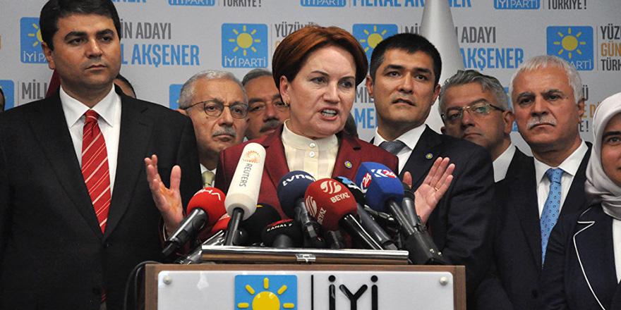 İYİ Parti yeni yol haritasını belirliyor