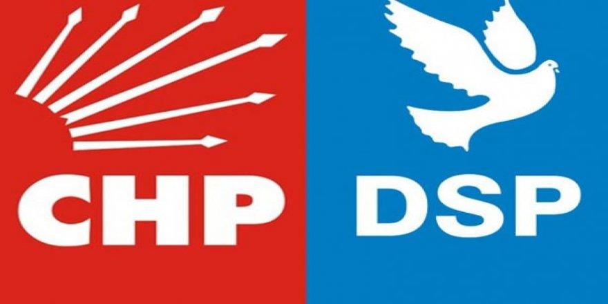 CHP'de ardı ardına DSP sürprizleri