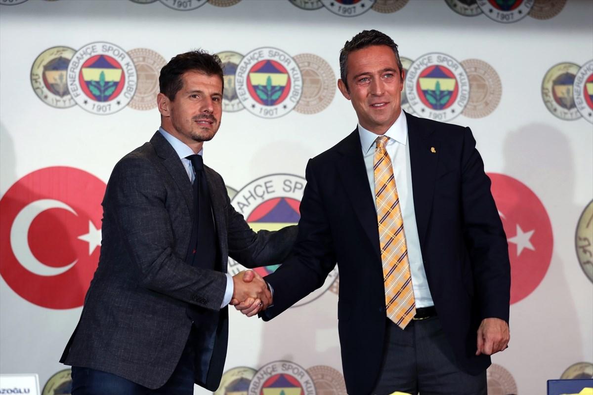 Fenerbahçe Başkanı Koç ve sportif direktör Belözoğlu PFDK'ya sevk edildi