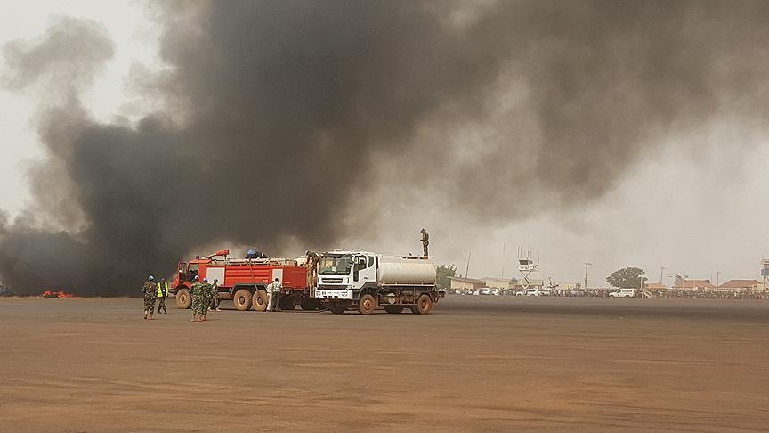 Son Dakika! Güney Sudan'da yolcu uçağı düştü!