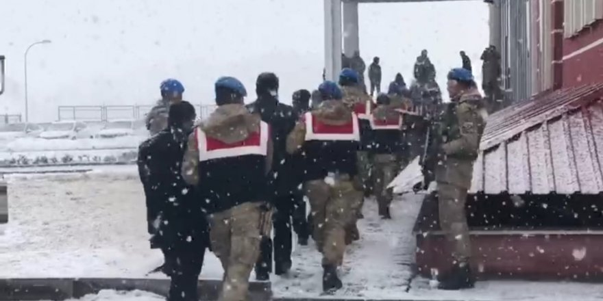 Van'da terör operasyonu: 10 kişi tutuklandı