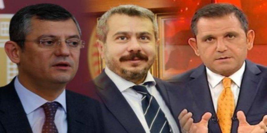 CHP'li Özgür Özel'den Fatih Portakal'a 'Siverek' yanıtı