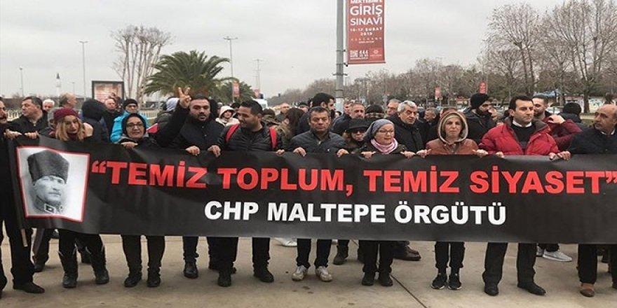 Bir grup CHP'li Ankara'ya yürüyüş başlattı: 'Temiz toplum, temiz siyaset