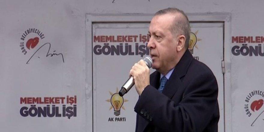 Cumhurbaşkanı Erdoğan: Kartal'da çöken binanın enkazı altında birkaç kişi daha var