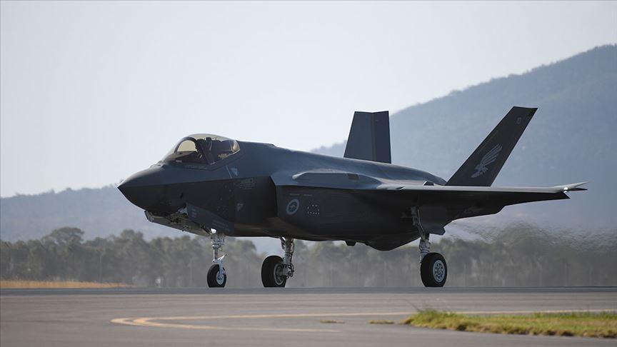 ABD tarafını seçti, Yunanistan'a F-35 yolda!
