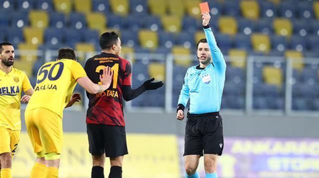 Galatasaray, Mohamed'in ceza almaması için MHK'ye başvurdu