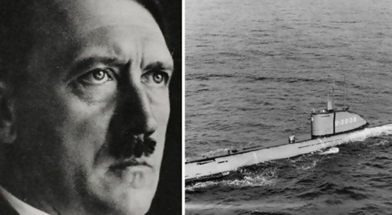 HİTLER'İN, 1944 YILINDA KARADENİZ'İN TÜRK KARA SULARINDA BATAN ''U-23'' DENİZALTISIYLA İLGİLİ İLGİNÇ AYRINTILAR GÜN YÜZÜNE ÇIKTI
