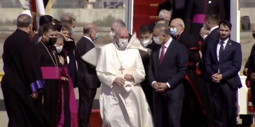 Papa'dan Bağdat'a Tarihi Ziyaret